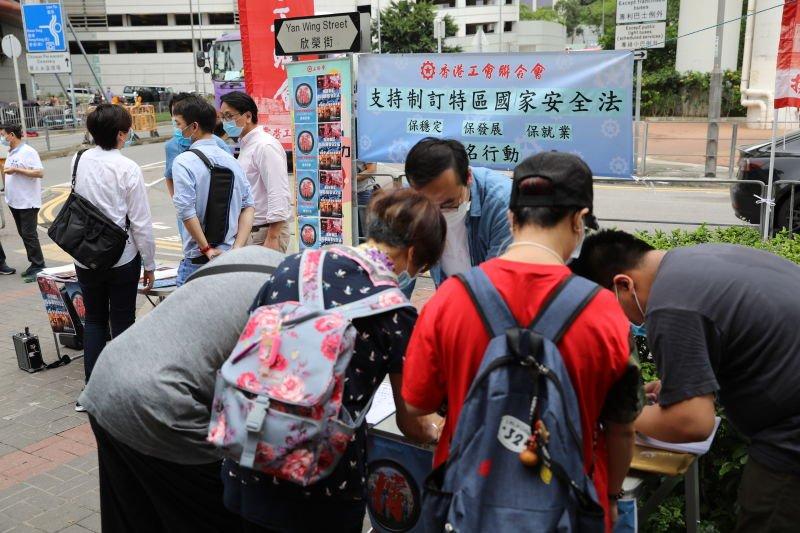 """大湾区之声热评:""""港版国安法"""",是重新点亮香港的希望之光"""