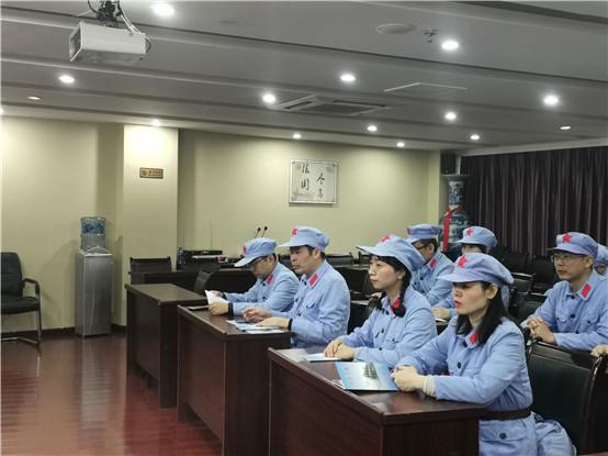 """第381期:湖南移动信息安全管理部党支部""""不忘初心、牢记使命""""遵义红色教育培训"""