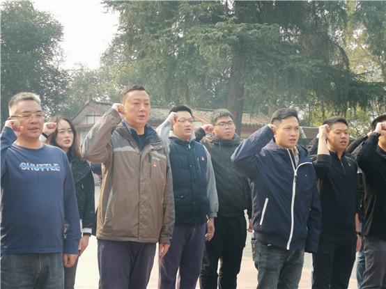 """第399期:深圳市光明区规划土地监察局""""不忘初心牢记使命""""党性教育活动"""
