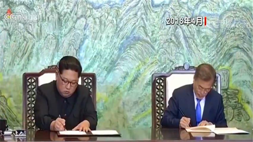 韩称朝韩联络办公室大楼被炸 朝鲜军方:已做好充分的备战状态