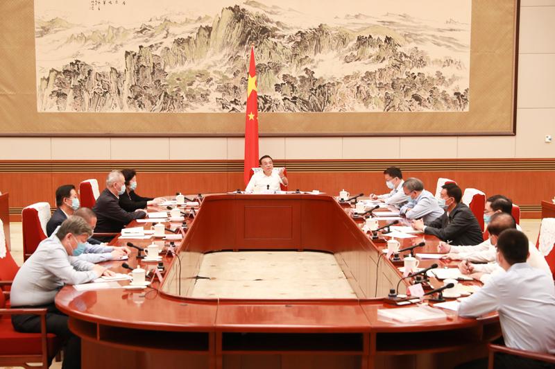 总理座谈会透露经济形势最新研判:逐步回稳,就业压力仍十分突出