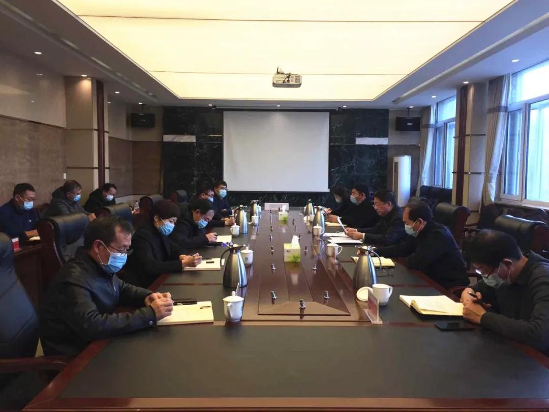 学校党委常委会专题研究近期疫情防控工作