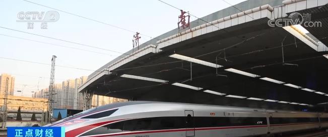 铁路运输能力进一步提升 客运列车开行达10203列、货运列车开行达20513列