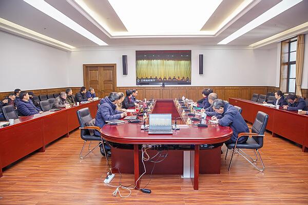 2021年全省教育工作会议召开