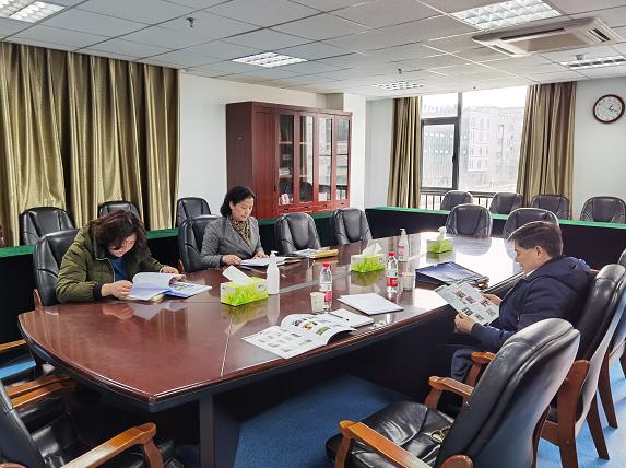 法商学校应邀赴南京农业大学 洽谈培训合作事宜