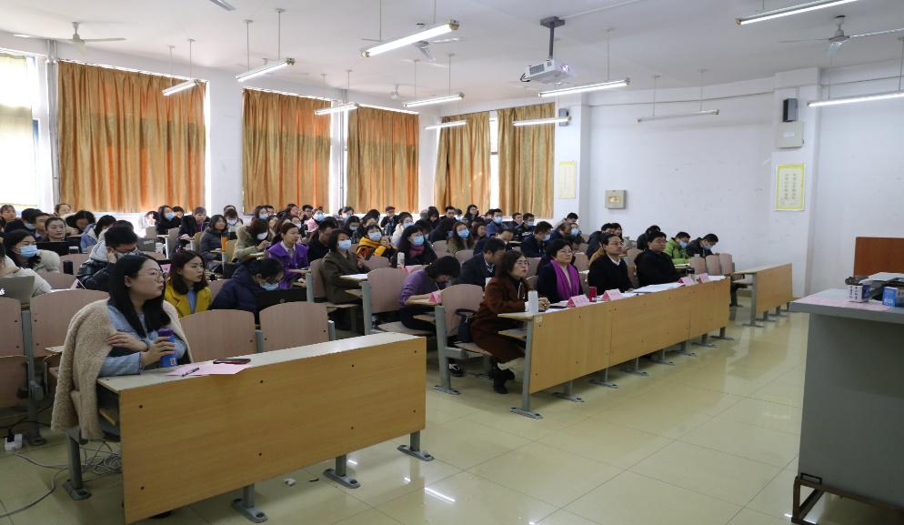 山东管理学院举办山东省高校教师教学创新大赛校级初赛
