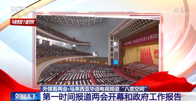 【外媒看两会】中国经济发展规划备受世界瞩目