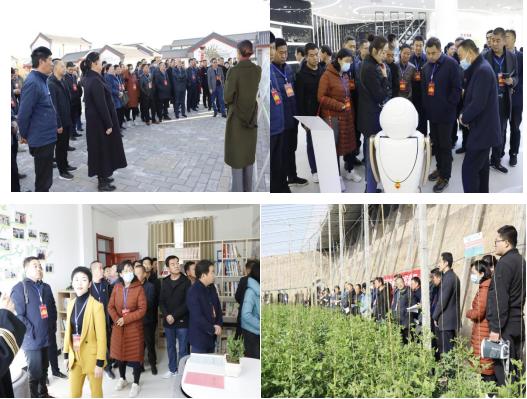 高台干部学院举办张掖市市管拔尖人才市情研修班