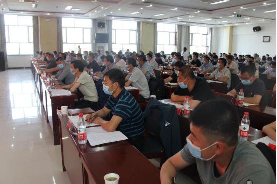 高台干部学院举办张掖市基层党建工作 业务骨干培训班