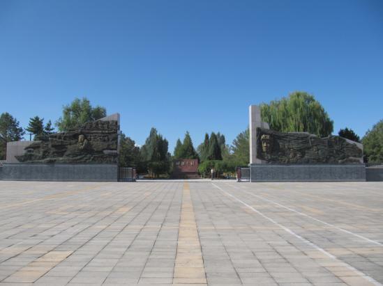 中国工农红军西路军临泽战役纪念馆