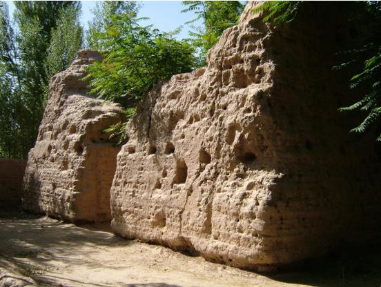 汪家墩碉堡