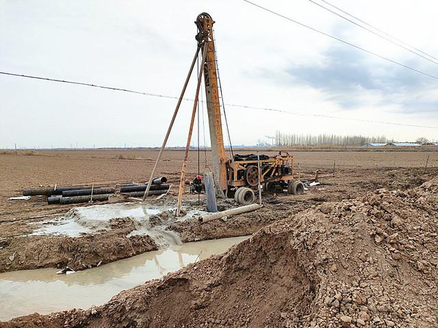 【学党史,忆初心】教学实验场将解决950余亩农用地灌溉用水难