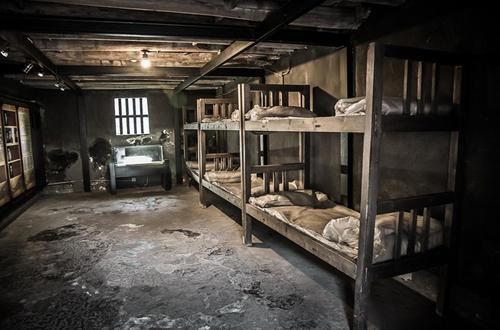 重庆红色基地-渣滓洞监狱旧址