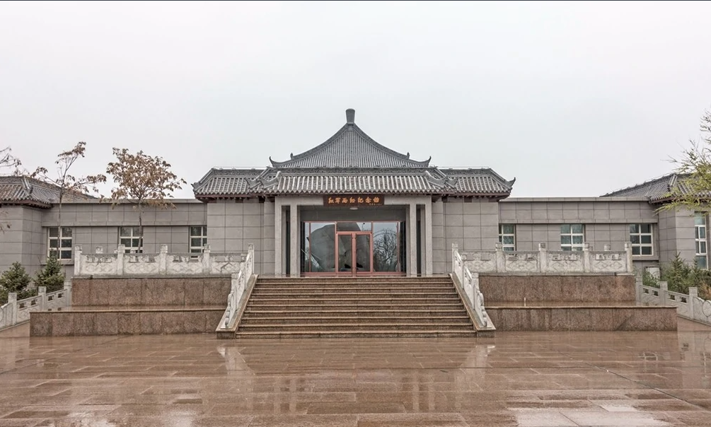 宁夏党性教育培训基地——同心红军西征纪念馆