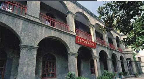 南昌新四军军部旧址-红色教育培训基地