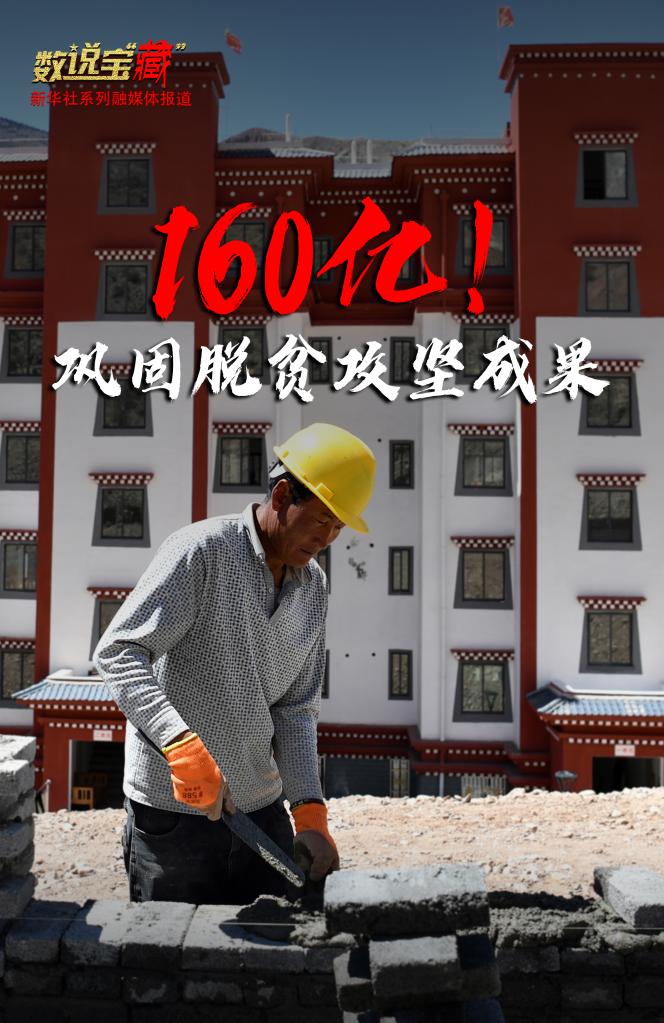 160亿元!西藏投入巨额资金巩固脱贫攻坚成果