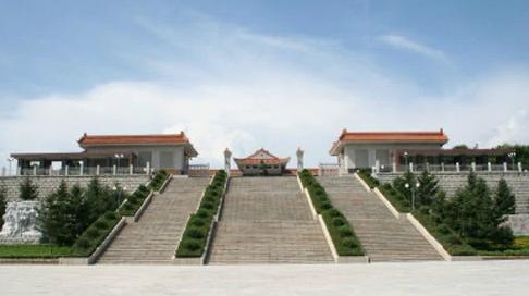 吉林党性教育培训基地-吉林市革命烈士陵园