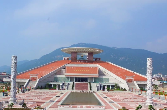 中国闽台缘博物馆-福建红色教育培训基地