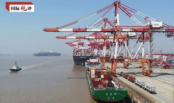 国际锐评:持续复苏的中国外贸为全球创造确定性