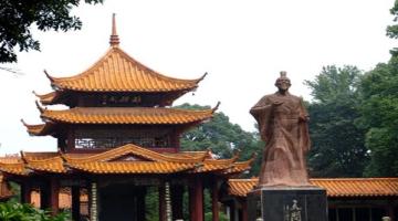 屈原庙-湖南红色教育培训基地