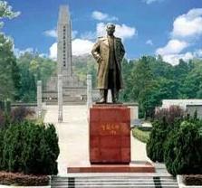 湘鄂西苏区革命烈士陵园-湖北红色教育培训基地