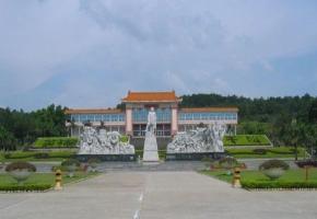 广西烈士陵园-红色教育培训基地