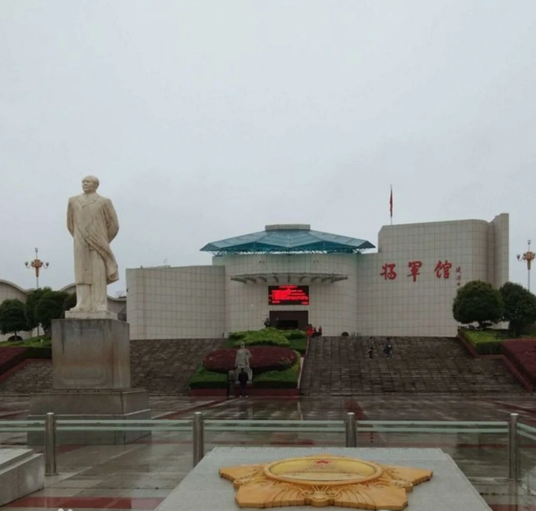 兴国县将军馆-江西红色教育培训基地
