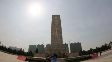 郑州烈士陵园烈士事迹陈列馆-河南红色教育培训基地