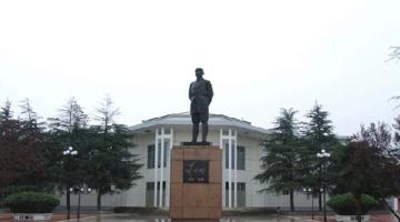 镇平彭雪枫纪念馆-河南党性教育培训基地