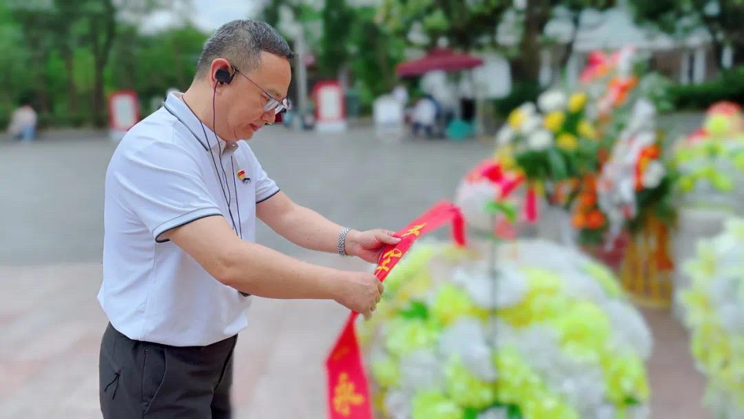 中车永济电机公司党委中心组党史学习教育培训班