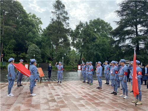 """西昌青山机场""""牢记初心使命 感悟百年党史""""学习教育培训班"""