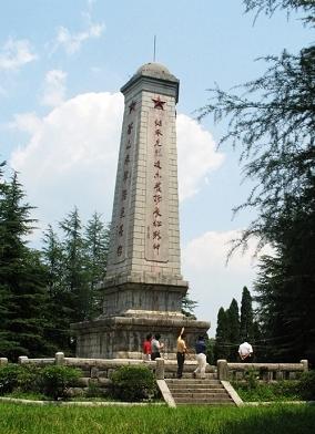 石壕红军烈士墓-重庆红色教育培训基地
