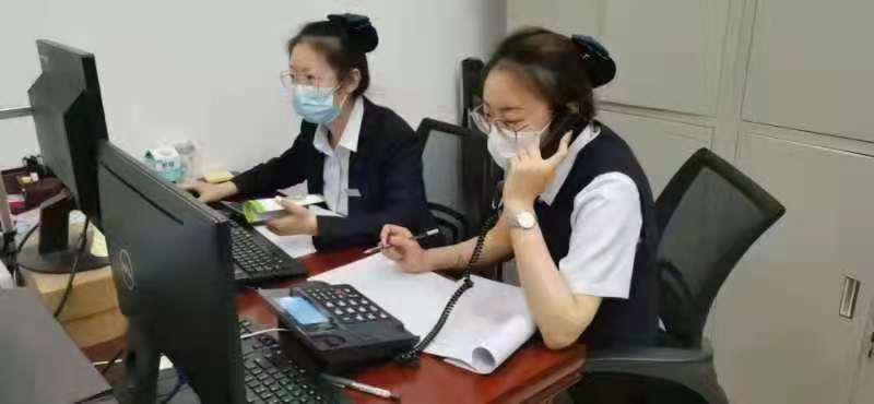 """山东淄博高新区:当好""""四员"""" 医保费手工报销业务再""""减负"""""""