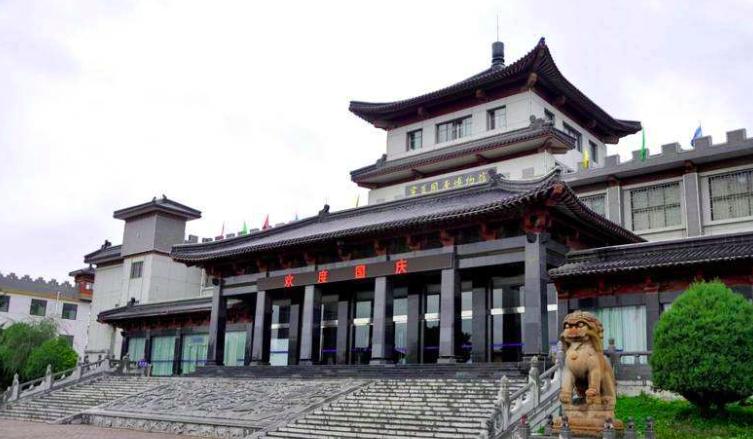 宁夏红色教育培训基地-固原博物馆