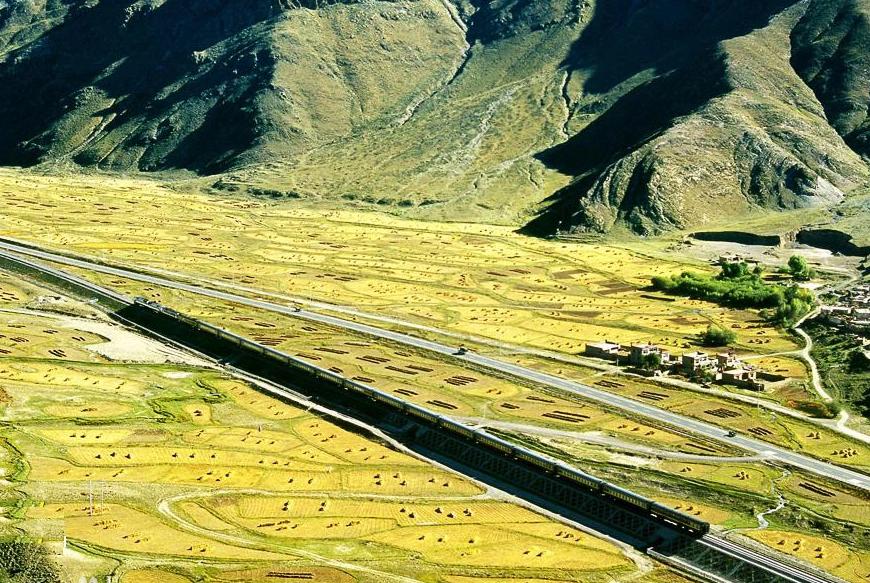 青藏铁路-党性教育培训基地