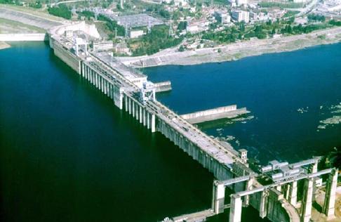 丹江口水利枢纽工程-湖北红色教育培训基地