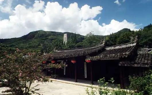 红十三军军部旧址-浙江党性教育培训基地