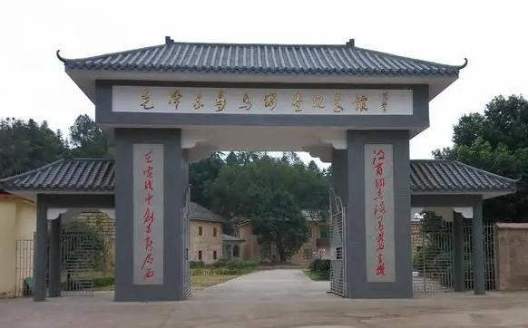 寻乌革命历史纪念馆-江西红色教育培训基地