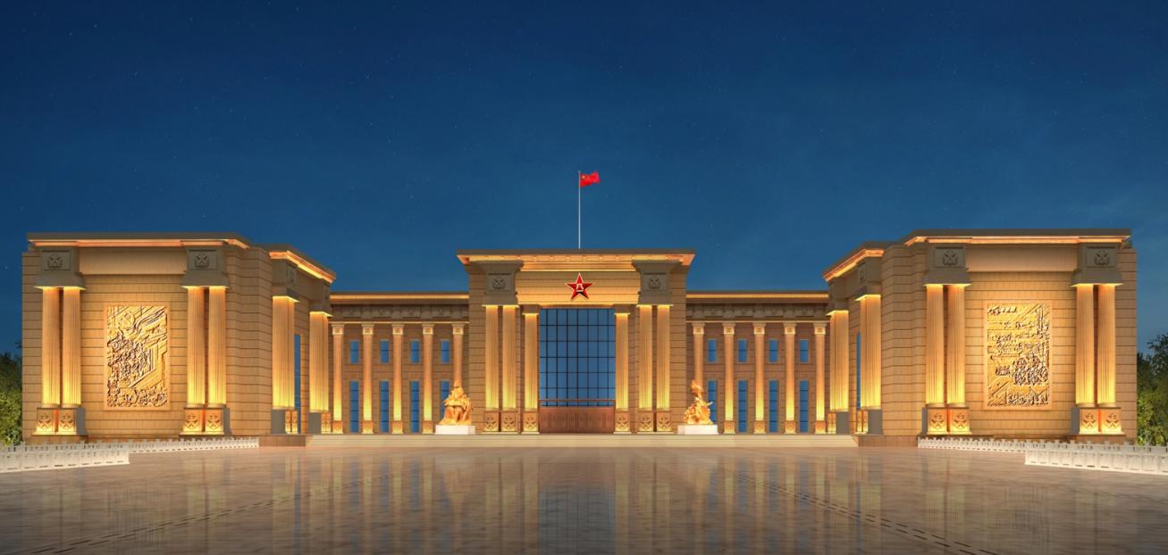 中国人民解放军海军博物馆-山东干部培训红色教育基地