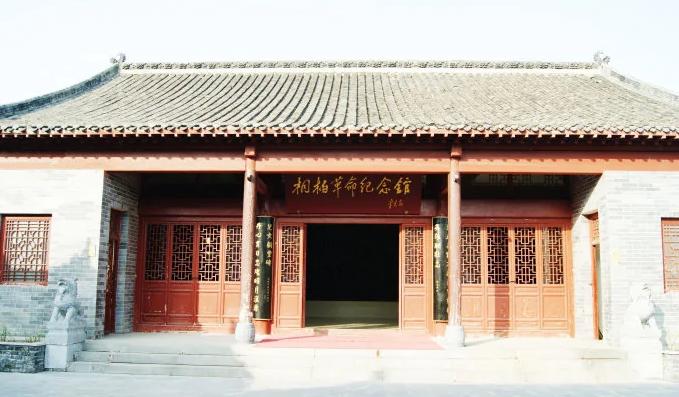桐柏革命纪念馆-河南党性教育培训基地