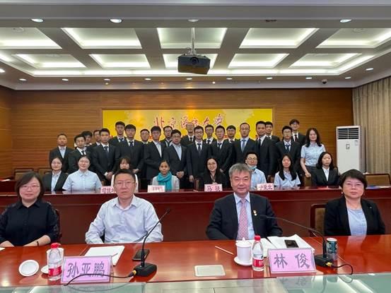 葛洲坝国际公司2020校招员工英语强化培训班顺利结业