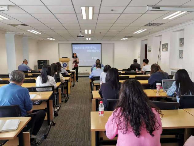 2021年度中国政府奖学金本科来华留学生预科教育结业考试举行